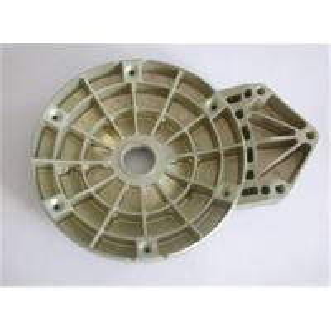 Filter base aluminum die casting Manufactures