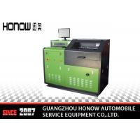 China Diesel Car Common Rail Test Bench 2.5cbm Demension Test 6 Injector One Time on sale