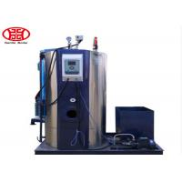 Durable Vertical Industrial Gas Fired Steam Boilers Steam Boiler 200kg / H Manufactures