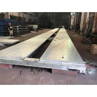 Hot Dipped Galvanized Heavy Duty Weighbridge Scale Test Truck Modular Movable Manufactures