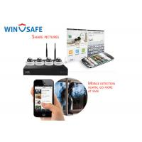ONVIF Wireless IP Camera System High Resolution With 10.1 Inch Display Manufactures