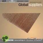 Vermiculite Coated Fiberglass Cloth Manufactures