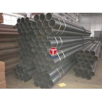 China Q345A Q345B GB/T3091 ERW Welded Steel Pipes For Low Pressure Liquid Delivery on sale