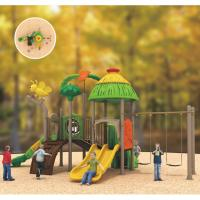 China park small outdoor play structure outside swing sets for toddlers on sale