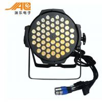 Buy cheap 54w RGB High luminance disco DJ par light,  ledpar light for wedding, for stage bar from wholesalers