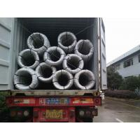 Eco Friendly Galvanized Steel Wire Strand With Middle And High Carbon Steel Material Manufactures