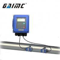 China GUF120A-W wall mounted ultrasonic plastic water flow meter on sale