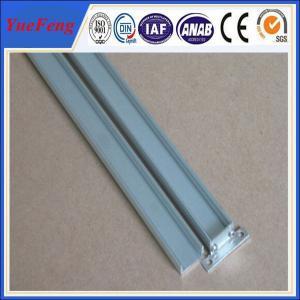 High quality aluminium led profile housing, led strip light housing Manufactures
