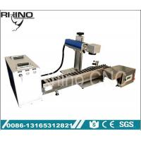 Fully Automatic Fiber Laser Marking Machine 20W Desktop Type For Pen Manufactures