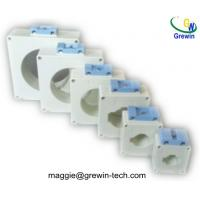 window type low voltage current transformer  rated input 5-4000a for current measurement Manufactures