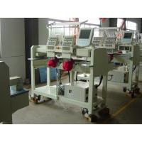 Multipurpose 2 Head Embroidery Machine , Computer Machine Embroidery For Business Manufactures