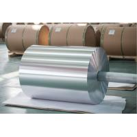 Quality Hydrophilic Household Aluminum Foil Roll Hi - Tensile Strength Aluminium Foil for sale