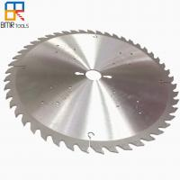 Industrial quality Tungsten Carbide Tipped Circular Saw Blade for Aluminum and Metal Cutting Manufactures