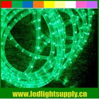 China China factory direct price 110V 2 wire 10mm car led rope waterproof IP65 outdoor lighting on sale