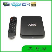 Android Tv Box Quad Core M8S Android Tv Box s812 TV Box Kodi Fully Loaded 2.4G/5G WiFi +i8 Manufactures