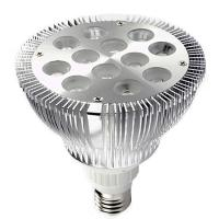 12W PAR38 LED Par light with CE and ROHS Manufactures