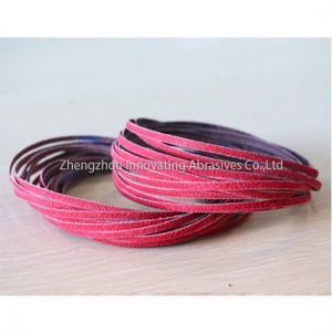 20*520mm, P60 Ceramic, Zirconia & Silicon Carbide Abrasive Sanding Belts Manufactures