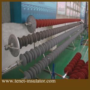China DC 500kV suspension composite insulator on sale