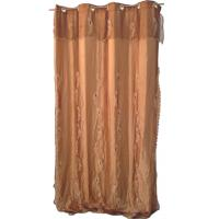 Buy cheap fashion valance organza embroidery curtain, organza curtain from wholesalers