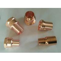 Quality Copper R410a R404A Copper Pipe / Air Conditioner Hvac Copper Pipe Fittings for sale