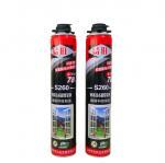 Environmentally Polyurethane Foam Spray Fire Prevention For Wooden Door Sealing Manufactures