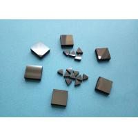 Wood Woking Stone Metal Cutting PCD Die Blanks , Tips Inserts PCD Square Blanks For Cutting Stone