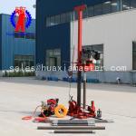portable sampling rig 50 m geological exploration rig small rig equipment diesel