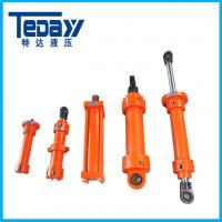 Standard Hydraulic Cylinder with Buffer Installation From China Supplier Manufactures