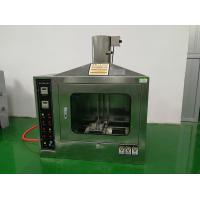 Flammability Chamber ISO 11925-2, Construction material flame test chamber Manufactures