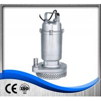 Home Stainless Steel Submersible Pump Garden Irrigation High Efficiency Manufactures