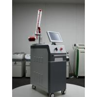 Q-switched nd yag laser tattoo removal and skin rejuvenation machine with 1000W input power Manufactures