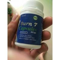 China BURN 7 fat burner quick lose weight best choice for diet herbal slimming pill on sale
