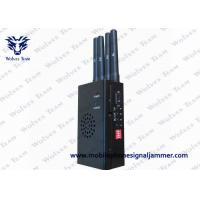 China High Power Portable GPS and Mobile Phone Jammer CDMA GSM DCS PCS 3G on sale