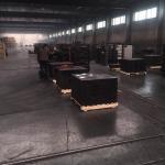 MgO 70 %  Magnesia Bricks , Carbon Chrome high temperature brick Customized Size Manufactures