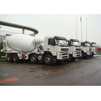 10 Cbm Truck Mounted Concrete Mixer With VOLVO FM400 Truck Chassis Manufactures