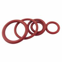 Small Silicone O Rings Seals Voltage Resistance And Insulation For Medical Manufactures