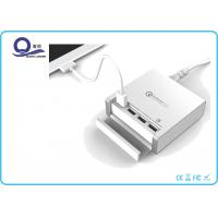 40W QC3.0 Multiple USB Charging Station Smart USB Charger with 4-Port for Quick Charge Manufactures