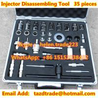 CR Injector Disassembling Tool 35 pieces tools , Removal Tools , Injector Dismantling Tool Manufactures