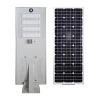 20W - 120W PIR Motion Sensor Solar Powered Street Lights Residential Manufactures