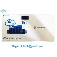 Quality Retail License Microsoft Windows Server 2016 Standard Edition Core Functionality for sale