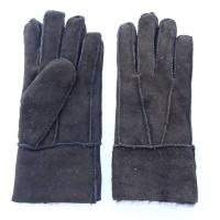 High quality Sheepskin shearling Pakistan leather gloves Manufactures