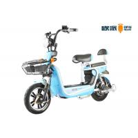 Light Llithium Electric Road Scooter , Ego Electric Scooter Motor 48v 500w Manufactures