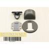 Buy cheap Home Magnetic Door Stop , Satin / Chrome / Brass Finishing Commercial Door Stops from wholesalers