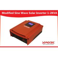 China 1-2kva Output Power Factor 0.7 Solar Power Inverter with Automatic transfer AC-DC on sale