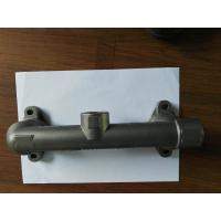 Stainless steel tube soluble wax investment casting parts for machine Manufactures