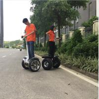Solid Tire Two Wheels Self Balancing Electric Scooter Flexible Control Manufactures