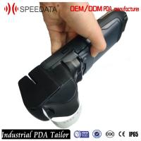 China GPS 4G Wireless Handheld Terminal PDA built in Printer support MSR Reader on sale
