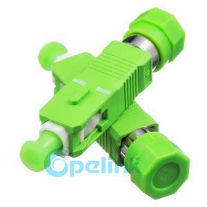 FC/APC - SC/APC Fiber Optic Adapter Female To Male Singlemode Fiber Mode Manufactures