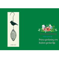 """Bird Feeder Garden Plant Accessories Product size 13""""H Texture of material Spray Pack size (cm)L 36 MOQ 5000 china Manufactures"""