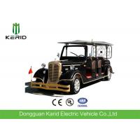 FRP Body 7.5KW Low Speed Electric Classic Vehicle 11 Seater Golf Cart For Sightseeing Manufactures